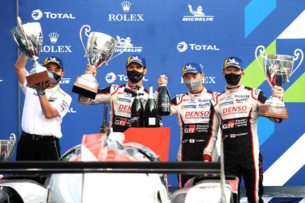 WEC | Toyota torna a vincere alla 6 Ore di Spa-Francorchamps, ottime sensazioni per Le Mans
