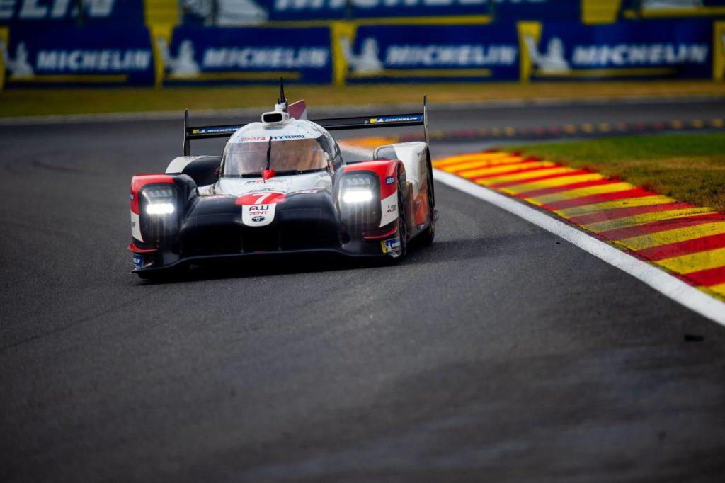 WEC | 6 Ore di Spa-Francorchamps, Gara: dominio di Toyota grazie alla pioggia