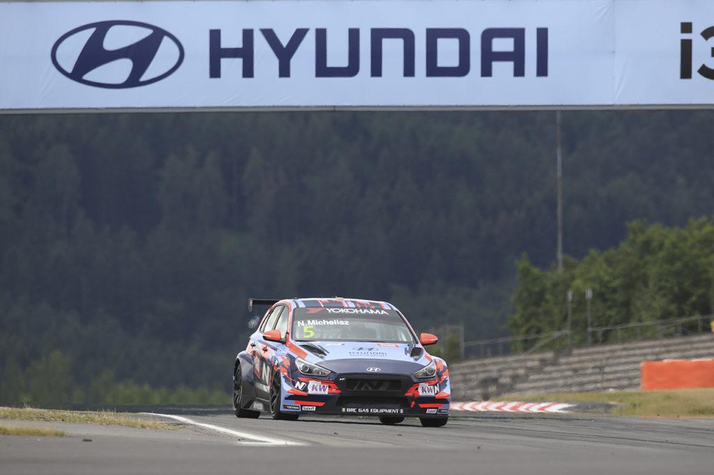 WTCR   Michelisz correrà questo weekend al Nurburgring nel TCR Germany