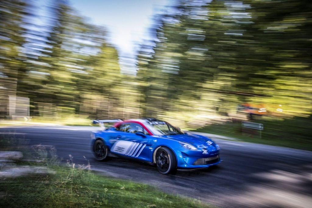 ERC | Debutto europeo per l'Alpine A110 Rally con Zelindo Melegari