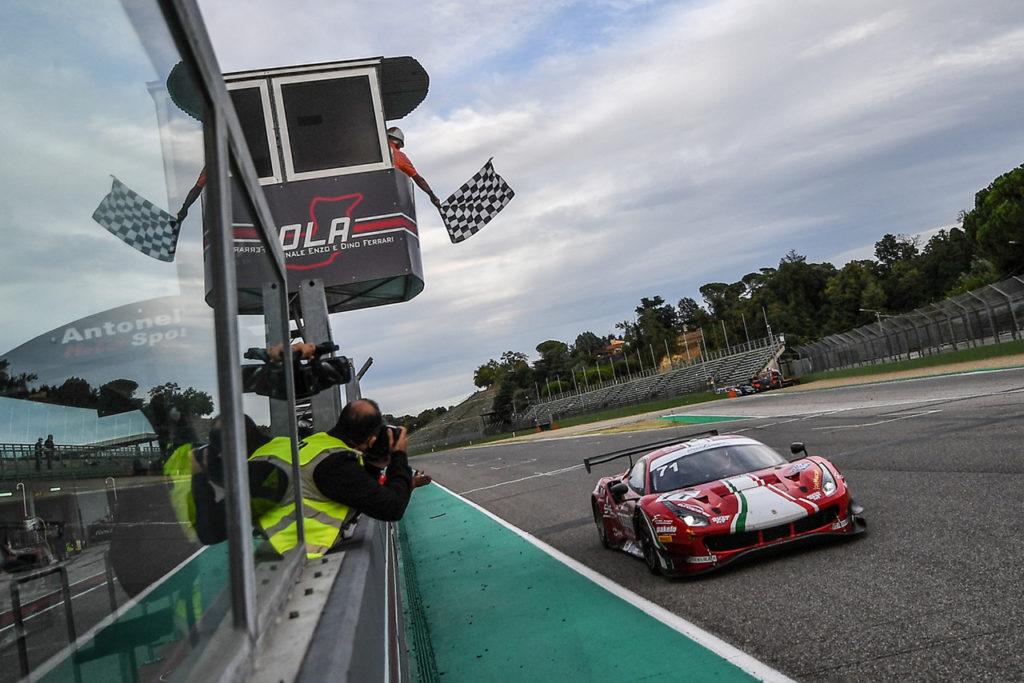 CIGT | Ferrari brilla a Imola con AF Corse, doppietta nella classe Pro-Am