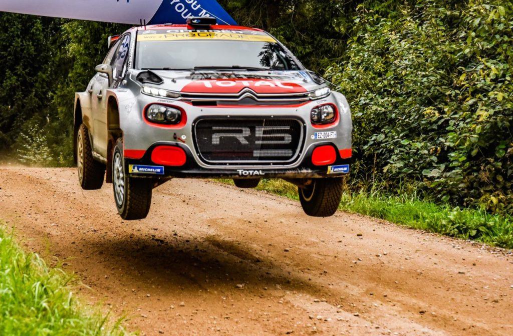 """WRC   Mads Ostberg e i progressi della Citroen C3 R5: """"Arriveranno nuovi sviluppi"""""""