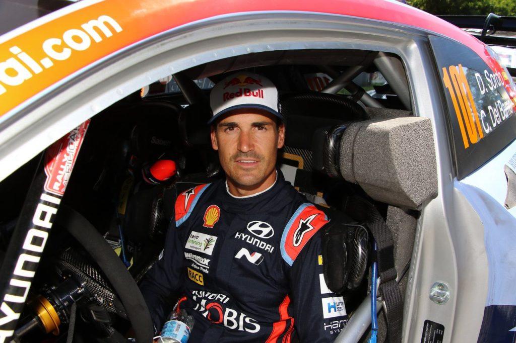 Dani Sordo torna a correre in Spagna dopo il Rally Italia Sardegna