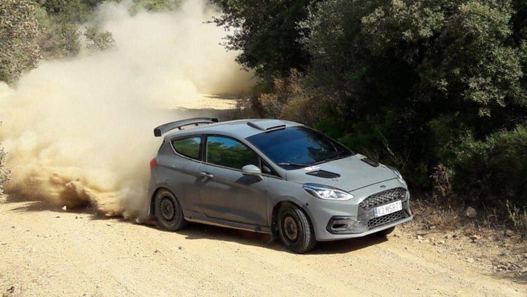 Ford Fiesta Rally3, proseguono i test. M-Sport confida nell'omologazione a gennaio