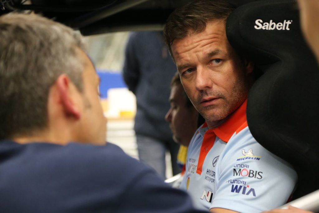 WRC | Hyundai prepara il Rally di Turchia con dei test in Grecia. Si rivede anche Loeb [VIDEO]