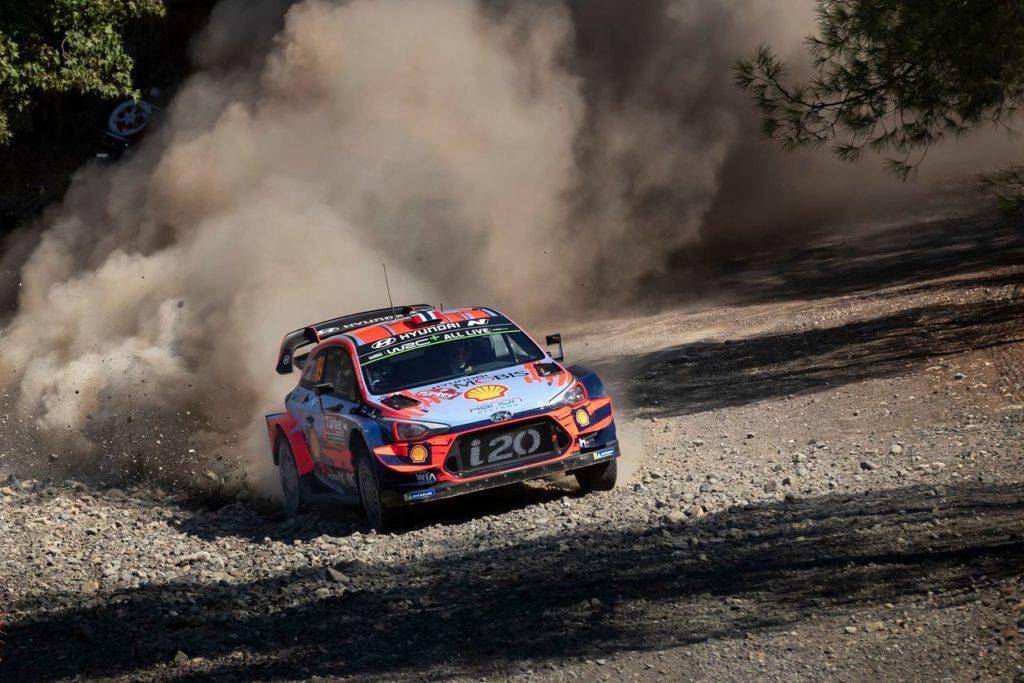 WRC | Hyundai Motorsport in cerca di (difficili) conferme al Rally di Turchia