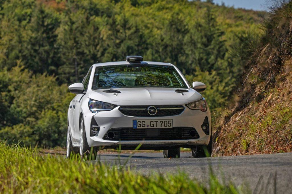 Opel Corsa Rally4, la nuova generazione dopo l'Adam R2