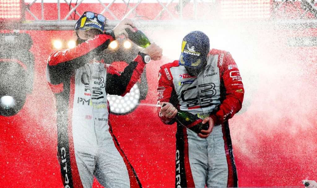 WRC | Mads Ostberg sempre più leader di categoria con la Citroen C3 R5 dopo il Rally Estonia
