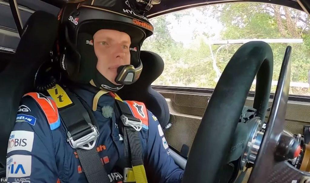 WRC | Rally Estonia 2020, prima mattinata: tripletta Hyundai in testa