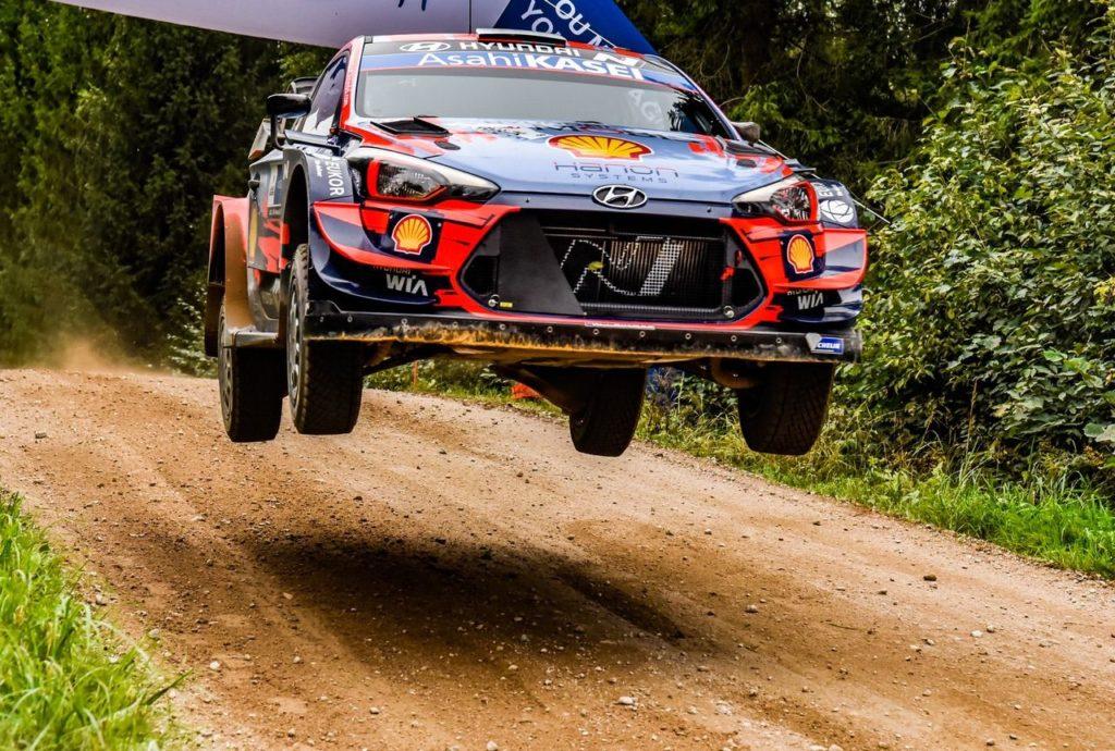 WRC | Rally Estonia 2020, prima giornata: dominio di Tanak, Breen ed Ogier sul podio