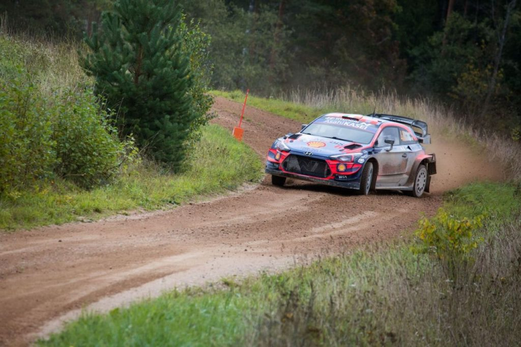 WRC | Rally Estonia, il weekend (quasi) perfetto di Hyundai Motorsport