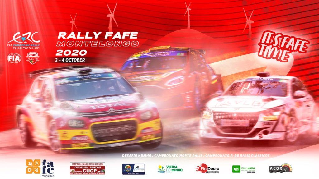 ERC | Le Azzorre sostituite dal Rally Fafe Montelongo, che entra nel calendario europeo 2020