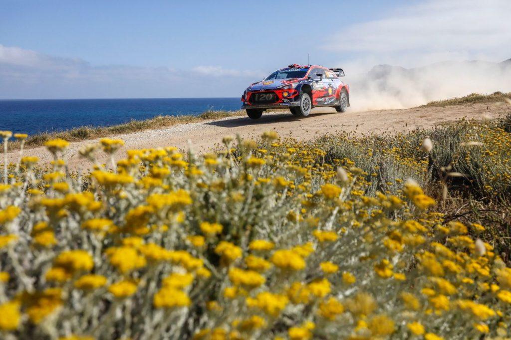 WRC | Rally Italia Sardegna 2020: anteprima ed orari