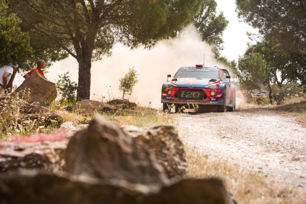 WRC | Rally Italia Sardegna 2020, cambiano alcuni dettagli del percorso