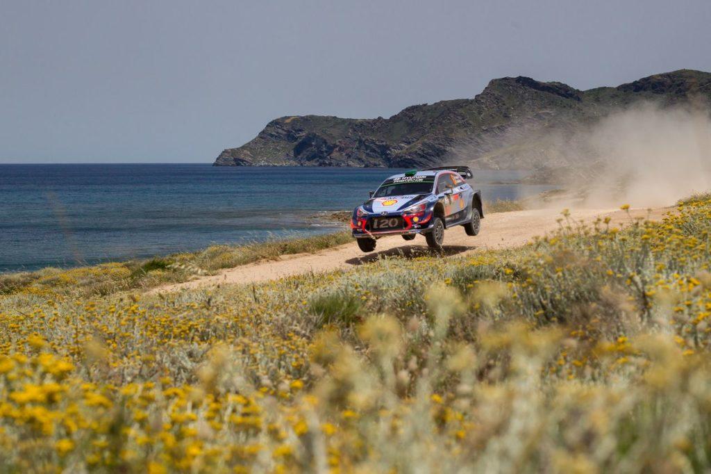WRC | Rally Italia Sardegna 2020, il nuovo percorso nel dettaglio con gli orari