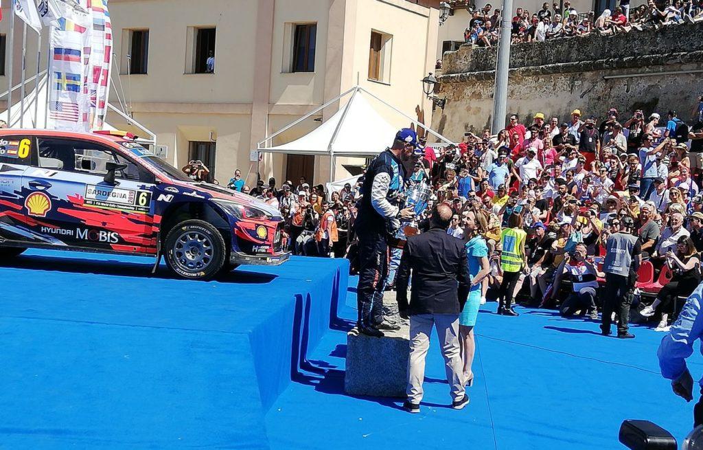 WRC | Rally Italia Sardegna 2020, ufficiali le porte chiuse