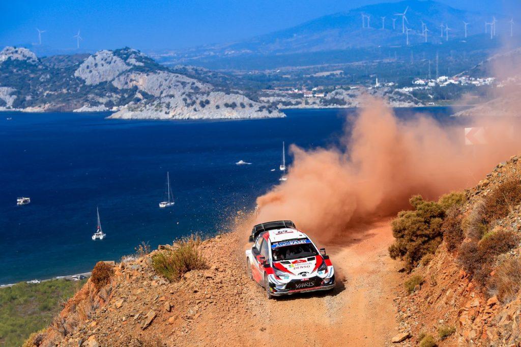 WRC | Rally di Turchia 2020, resoconto della mattinata: duello tra Ogier e Neuville. Fuori Tanak