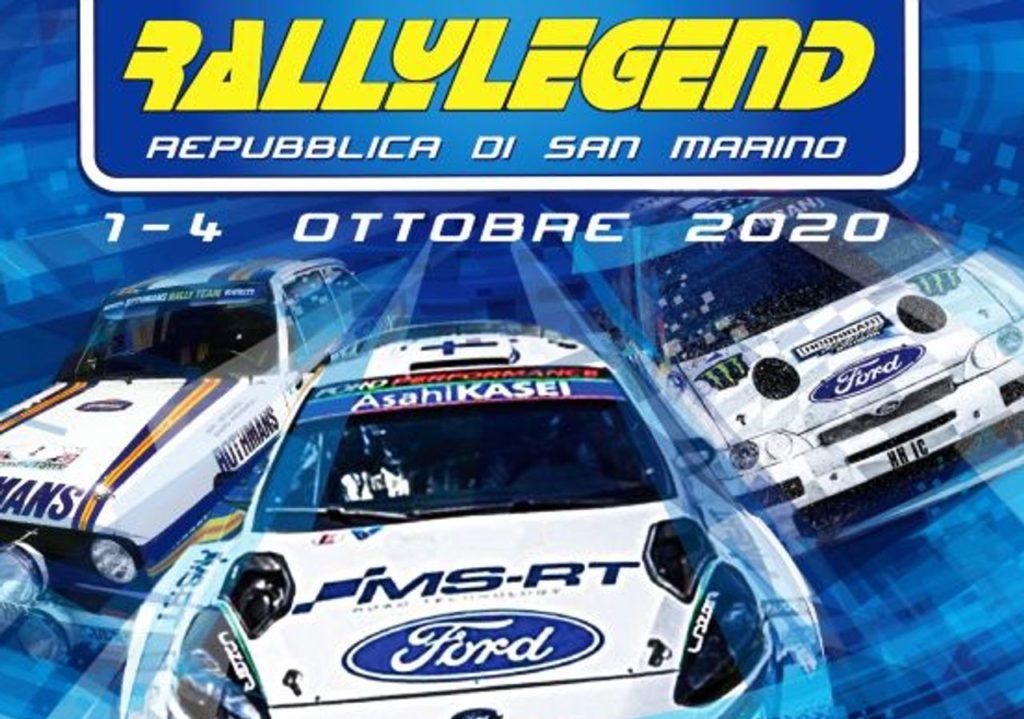 Rallylegend, l'edizione 2020 assieme a Ford Italia. Altri grandi nomi al via: tornano Biasion e Cunico