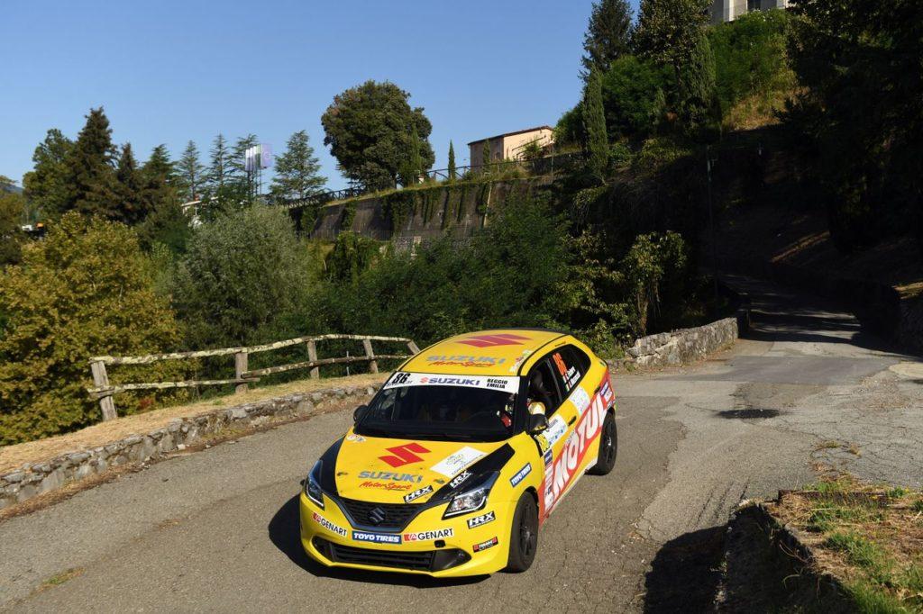 Suzuki Rally Cup | Targa Florio 2020, gli equipaggi: si riparte dalla leadership di Rivia