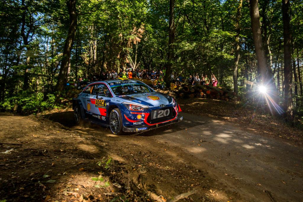 WRC | Sino al 2026 le specifiche dei motori saranno bloccate