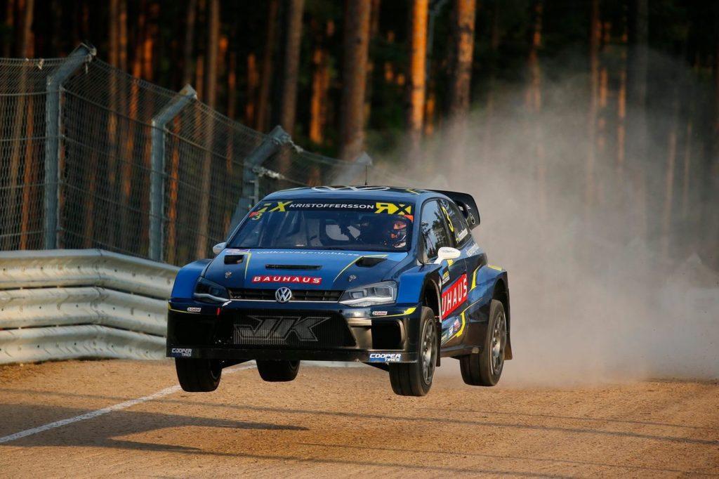 WRX | World RX Riga 2020, Gara 5: torna al successo Kristoffersson