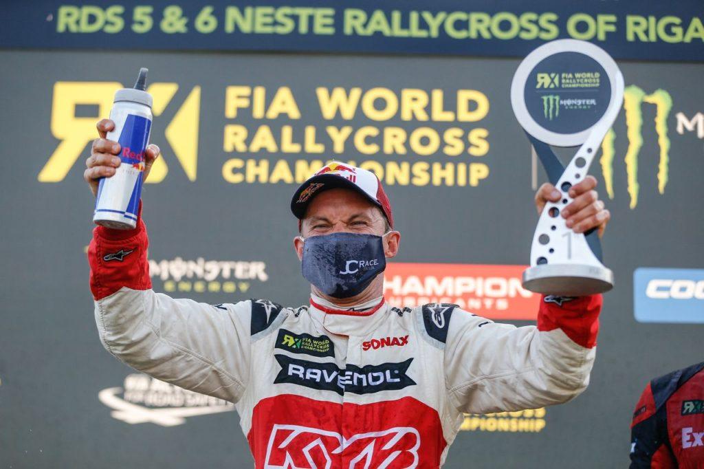 WRX | World RX Riga, Gara 6: dominio di Ekstrom, che si avvicina a Kristoffersson in classifica