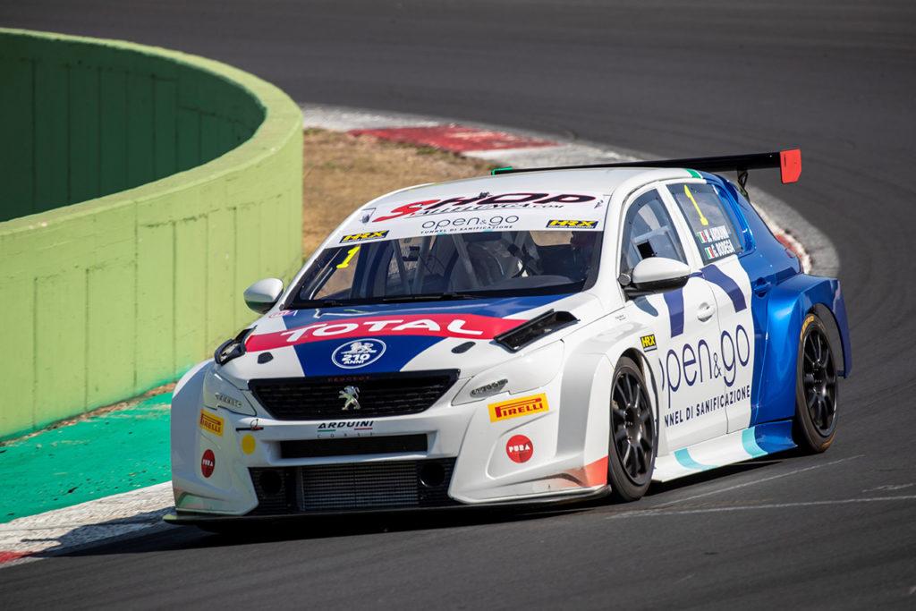 ATCC | Arduini e Peugeot di nuovo al vertice con due vittorie di classe a Vallelunga