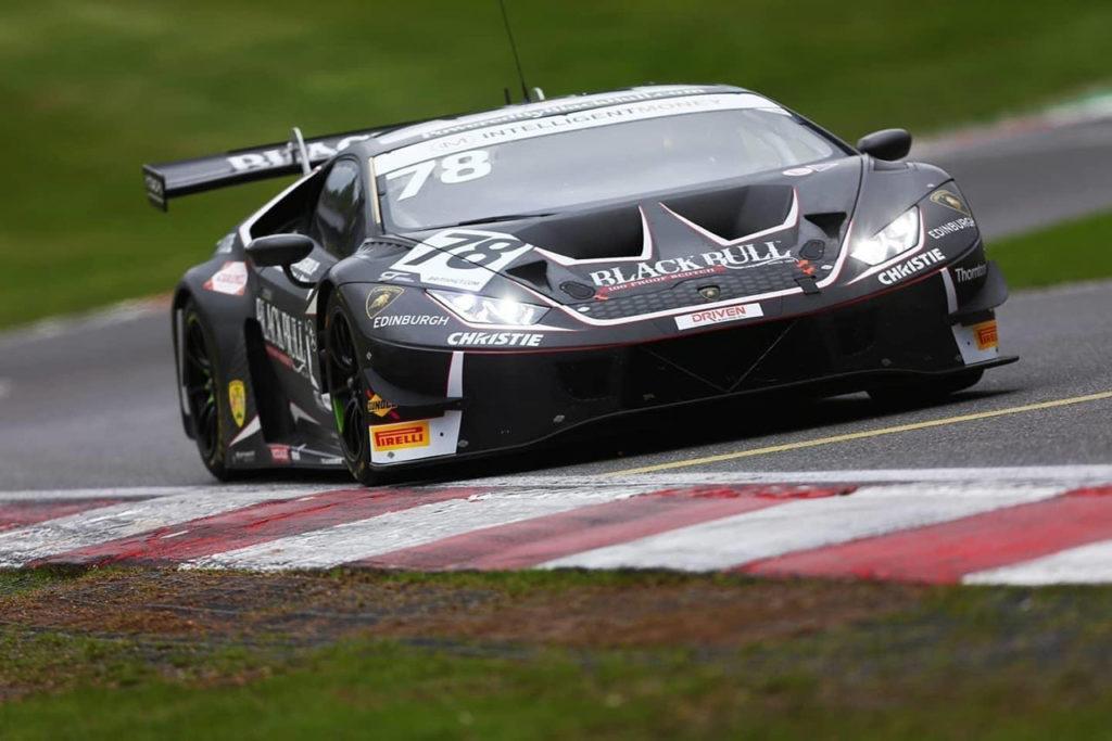 British GT | Lamborghini centra il terzo successo stagionale a Brands Hatch