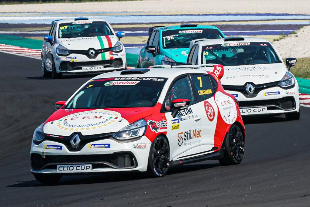 Clio Cup Italia | Vallelunga 2020: anteprima e orari del weekend