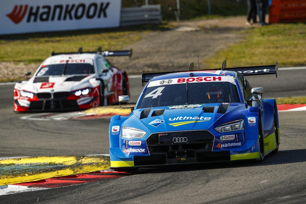 DTM | Nurburgring, Gara 2: vittoria di Frijns, cinque Audi al vertice