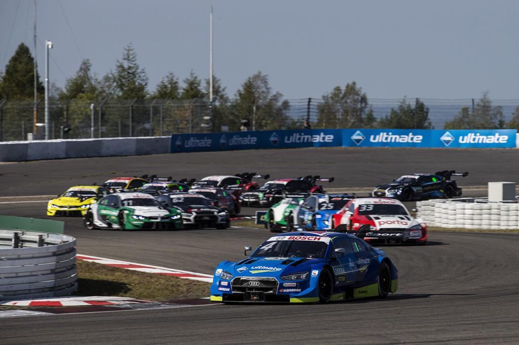 DTM | Nurburgring (2), Gara 1: Frijns vince nonostante le neutralizzazioni
