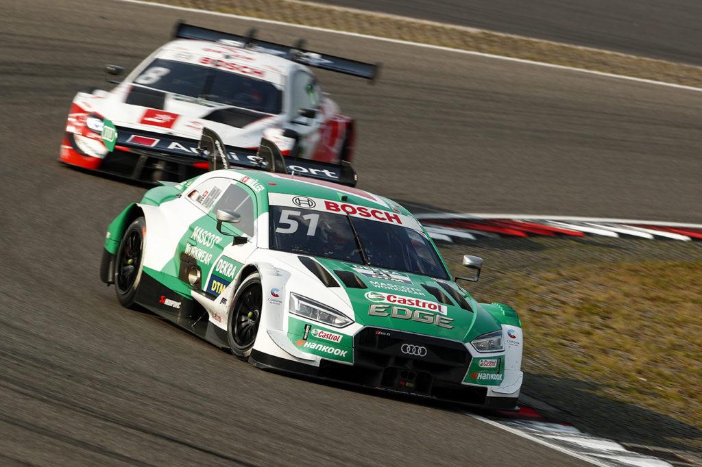 DTM | Nurburgring, Gara 1: Mueller ritorna alla vittoria, Rast e Wittmann sul podio