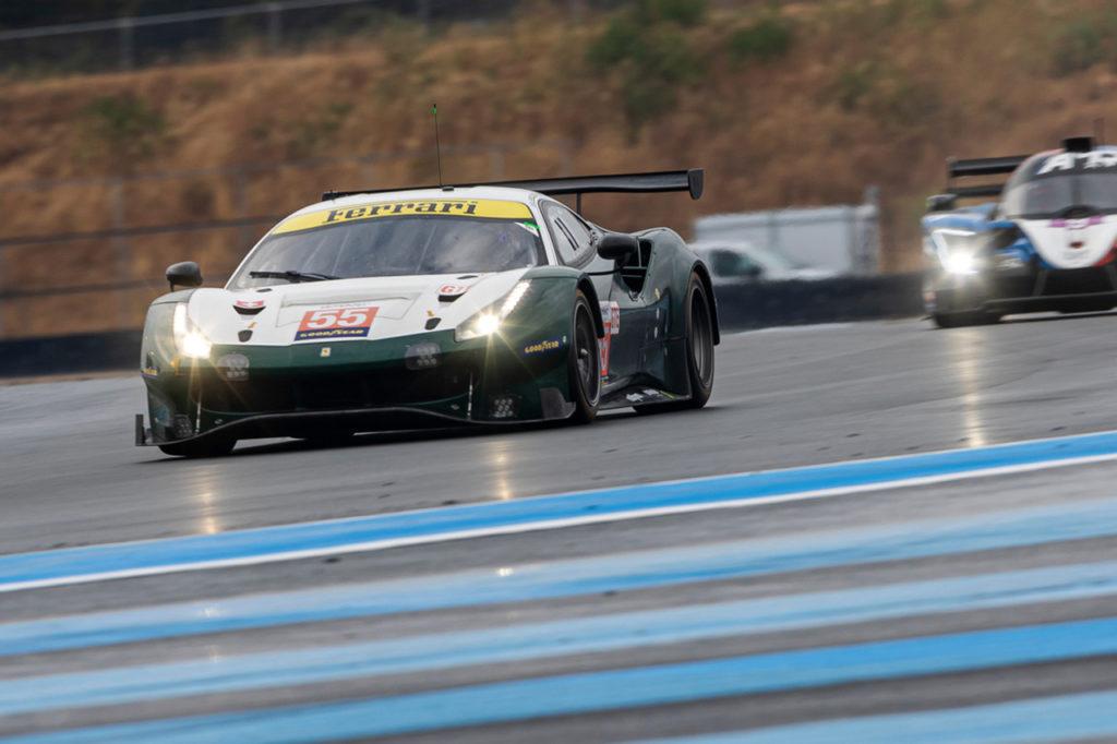 ELMS | Altra vittoria di Ferrari a Le Castellet, l'equipaggio rosa di Iron Lynx sul podio