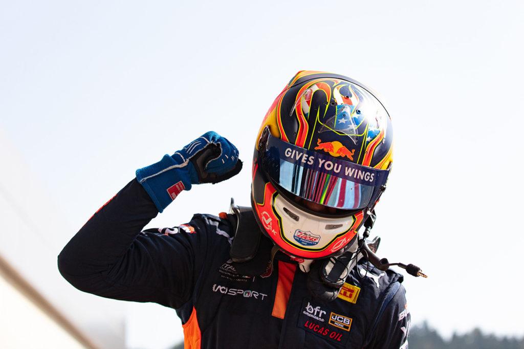 F4 Italia | Spielberg, Gara 1: Crawford agguanta la prima vittoria con Van Amersfoort Racing
