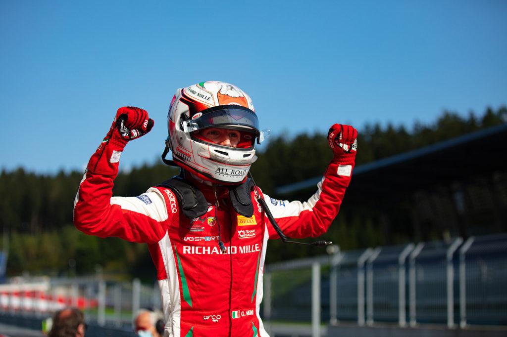 F4 Italia | Spielberg, Gara 3: Minì ritorna alla vittoria e mantiene la vetta