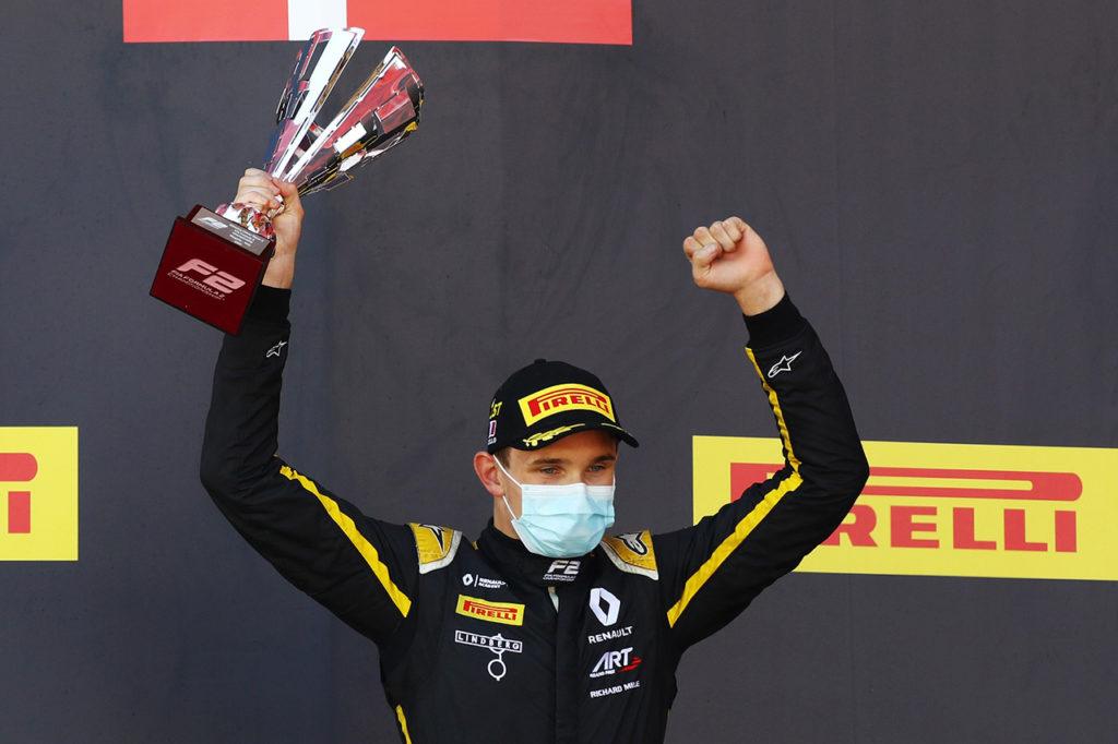 FIA F2 | Mugello, Gara 2: Lundgaard domina, Schumacher leader della classifica