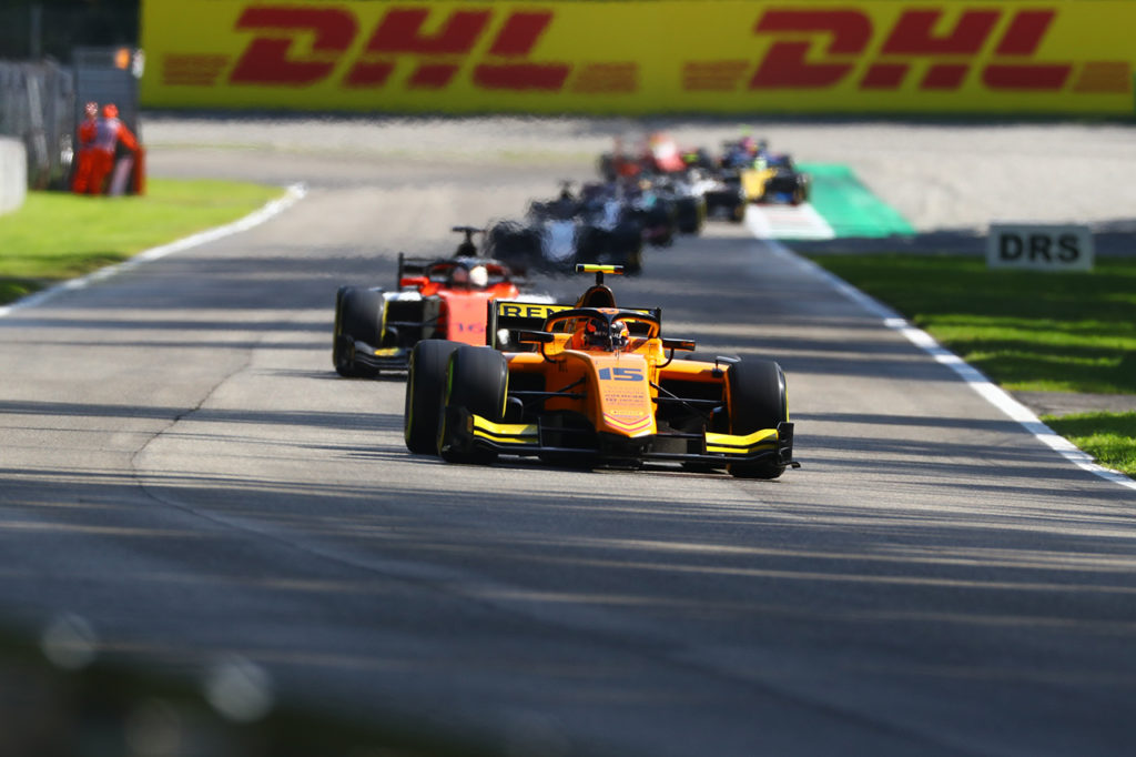 FIA F2 | Monza 2020: anteprima e orari del weekend