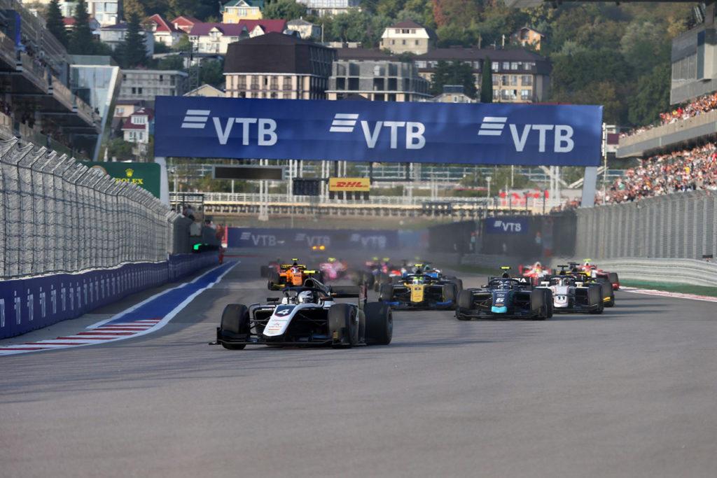FIA F2 | Sochi 2020: anteprima e orari del weekend