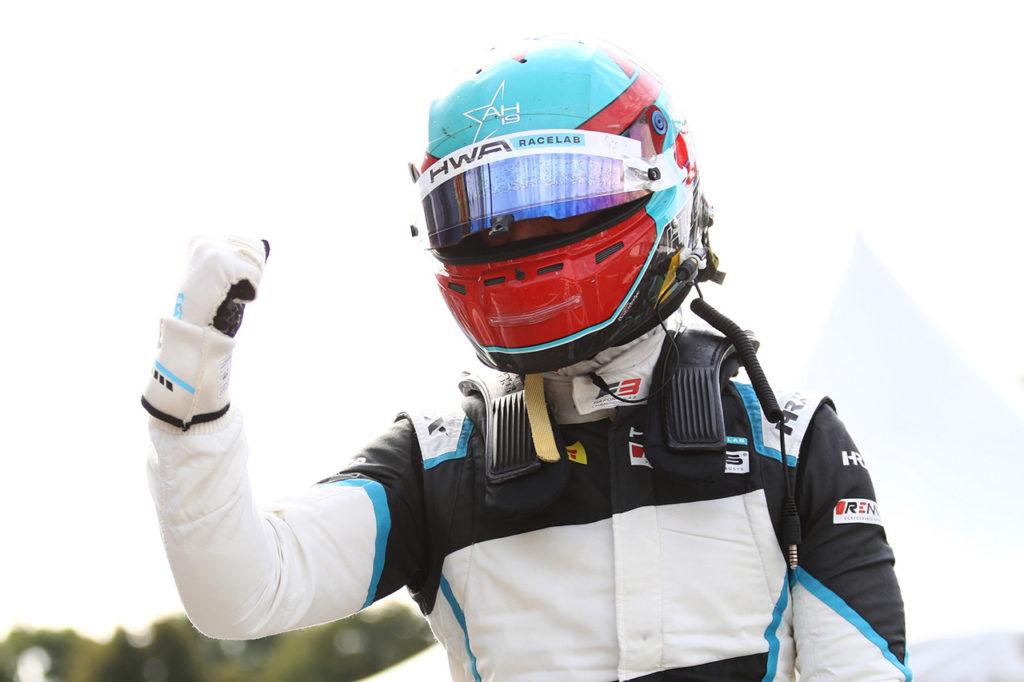 FIA F3 | Monza, Gara 2: vittoria di Hughes, clamoroso KO di Prema