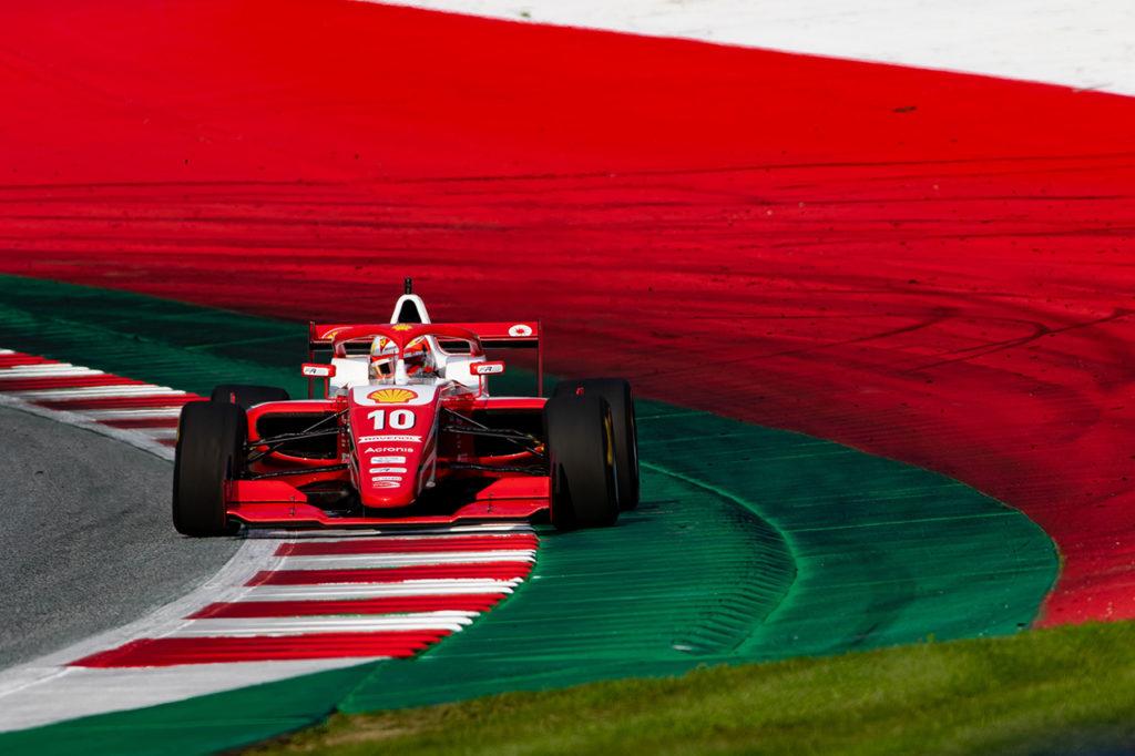 Formula Regional | Spielberg, Qualifiche: Petecof detta legge con Prema