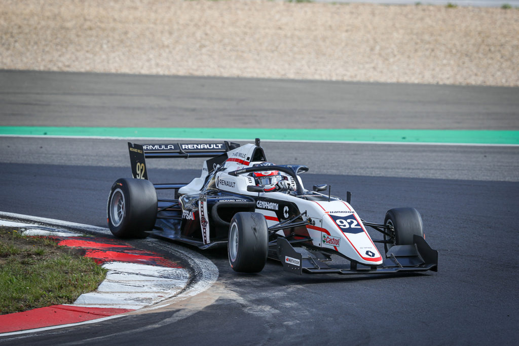 Formula Renault Eurocup | Dominio incontrastato di Martins e ART Grand Prix al Nurburgring