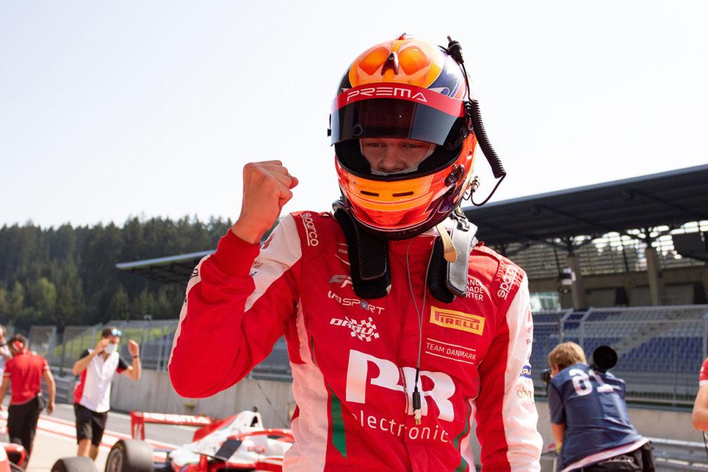 Formula Regional | Spielberg, Gara 2: Rasmussen beffa Petecof e Leclerc