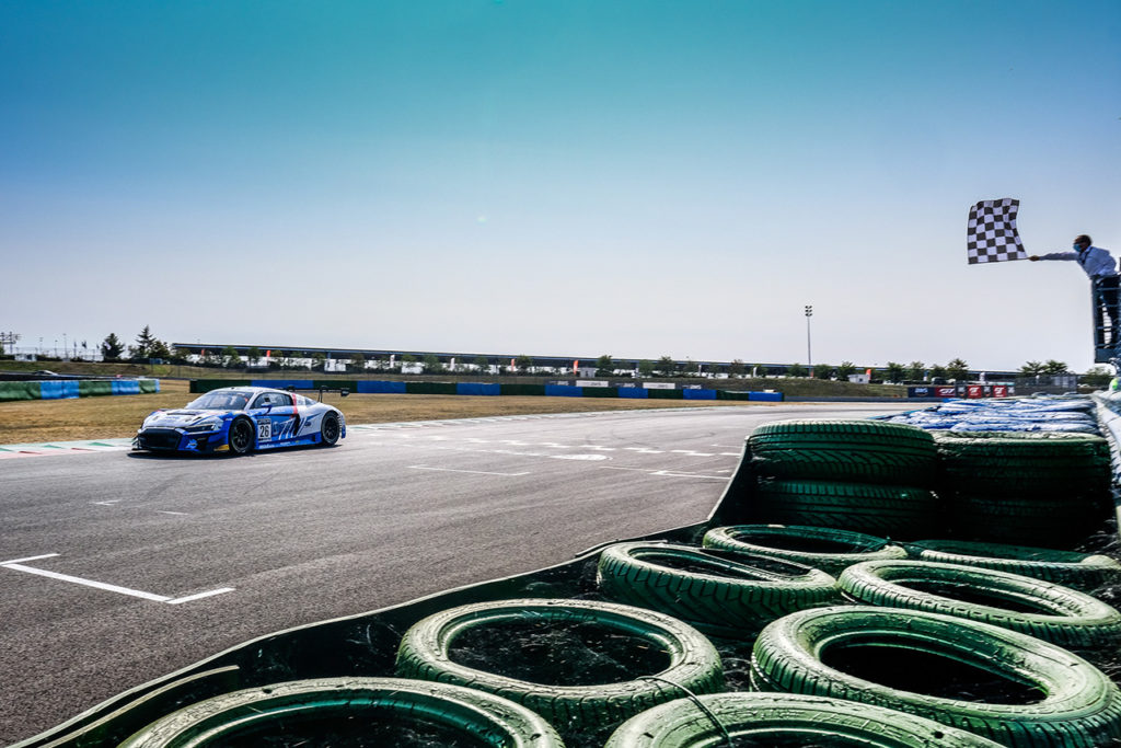 GTWC Europe   Magny-Cours, Gara 2: Gachet-Palette si confermano al top con Audi