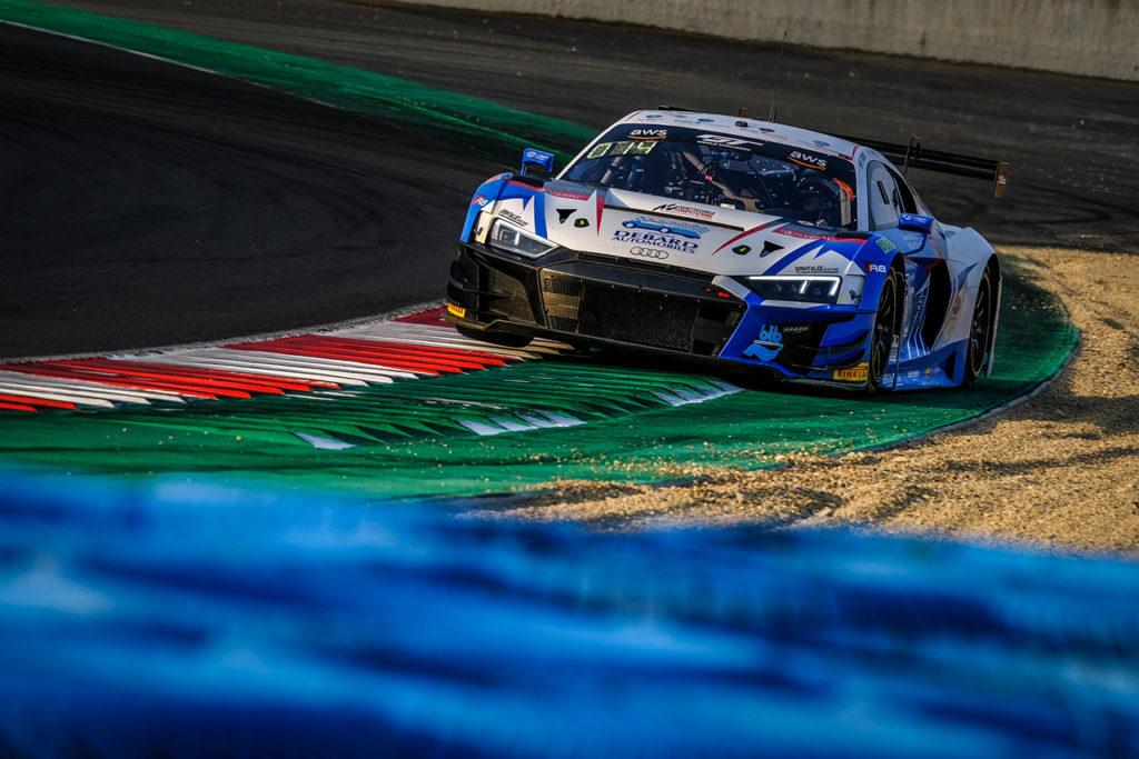 GTWC Europe | Magny-Cours, Qualifiche 2: Audi di nuovo in pole con Gachet di Sainteloc