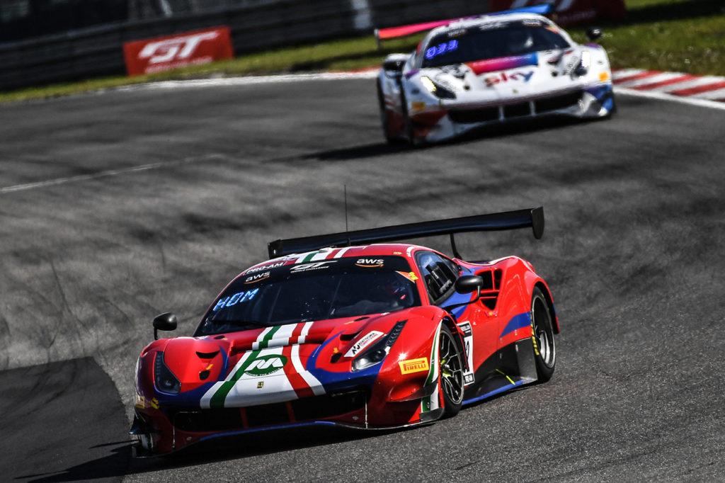 Ferrari e il difficile weekend tra IMSA e GT World Challenge Europe