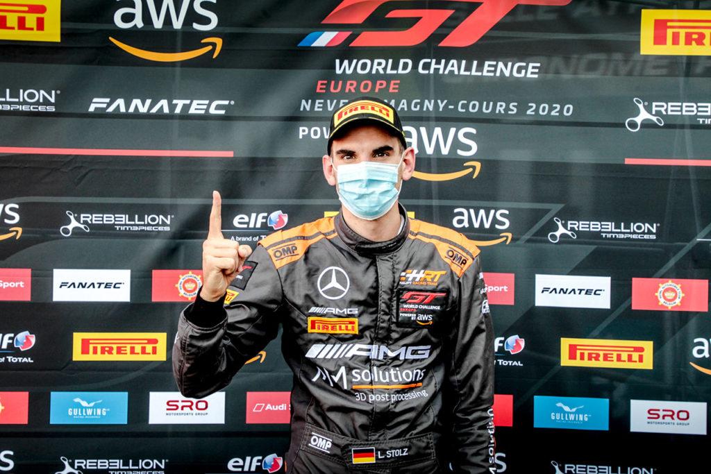 GTWC Europe | Magny-Cours, Qualifiche 1: Stolz coglie la prima pole stagionale con la Mercedes-AMG