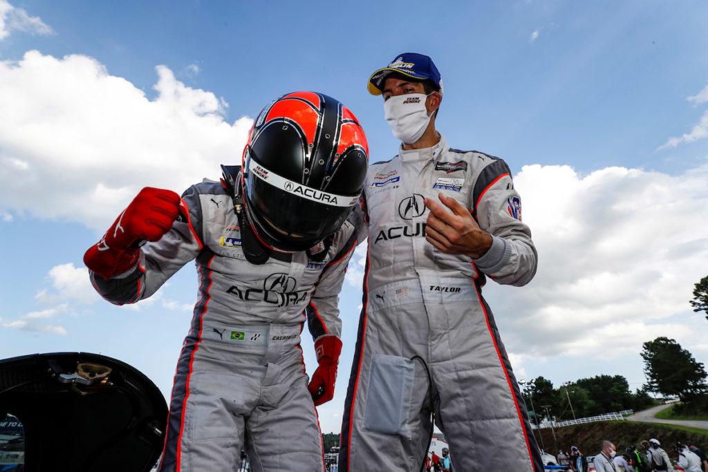IMSA | 6 Ore di Road Atlanta, Gara: Castroneves-Taylor regalano la vittoria al Team Penske