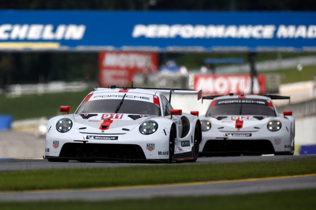 IMSA | Porsche rinuncia a Mid-Ohio dopo i casi positivi al COVID-19 di Le Mans