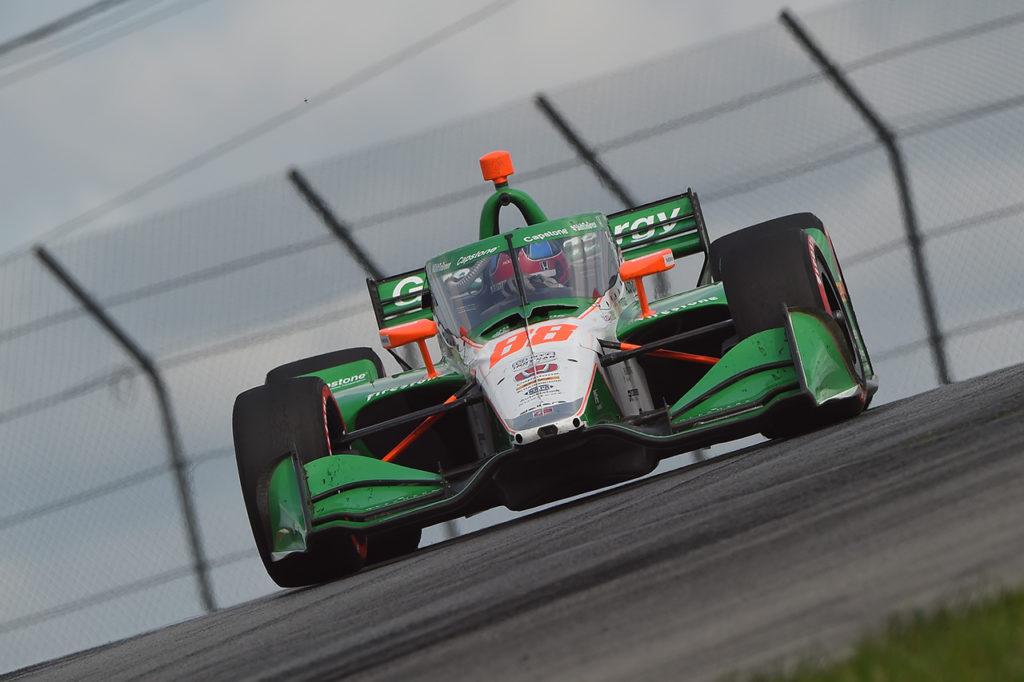 IndyCar | Mid-Ohio, Gara 2: Herta guida la tripletta di Andretti, Dixon sbaglia ma è 10°