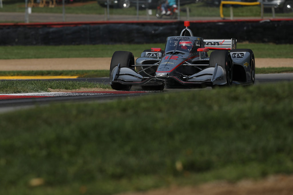 IndyCar | Mid-Ohio, Gara 1: facile trionfo di Power e del Team Penske
